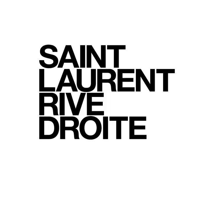 Saint Laurent Rive Droite
